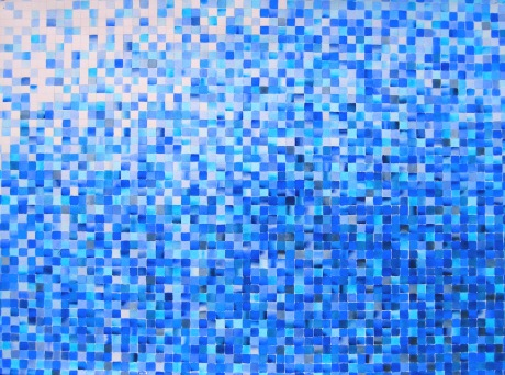 18 Blue Squares