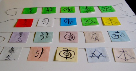 reiki as grid